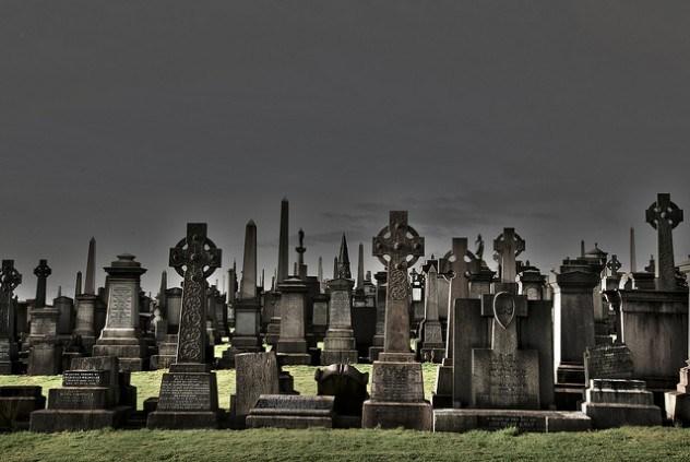 Фанагория - градът на мъртвите