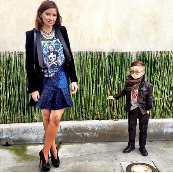 11 деца модели, които имат повече стил от теб