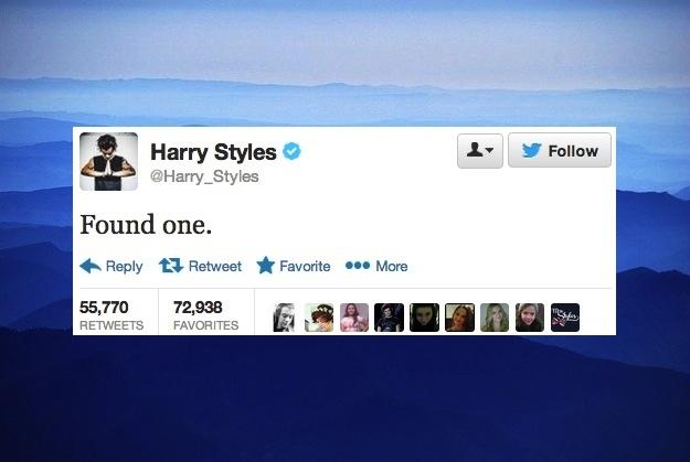 10-те философски откровения на Хари Стайлс в Twitter