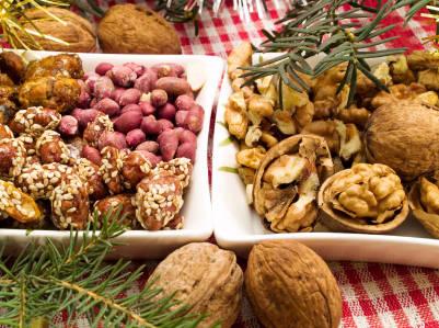 Коледната вечеря в България