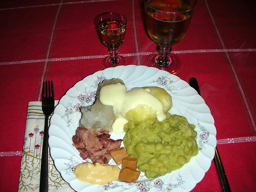 Коледната вечеря в Норвегия