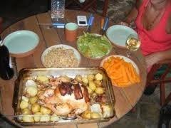 Коледната вечеря в Бразилия