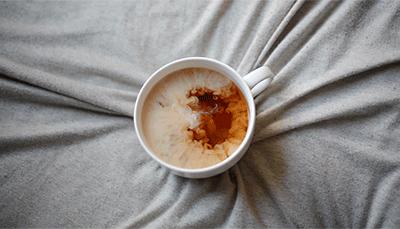 Кафето ухае страхотно
