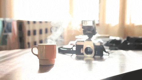 Кафето не те ядосва сутрин