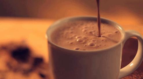 Кафето те прави щастлив