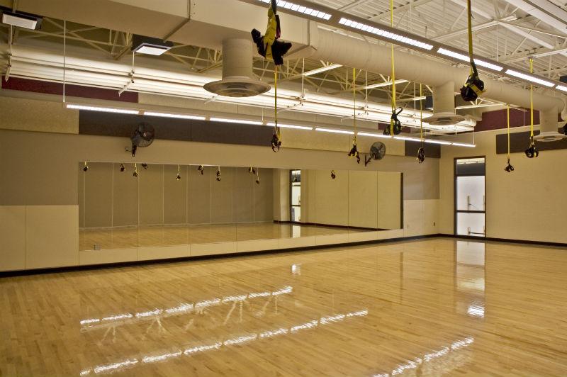 Гимнастически зали