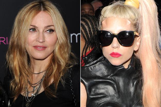 Madonna-Lady-Gaga