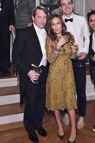 5. Матю Бродерик и Сара Джесика Паркър, женени от 1997 г. насам.