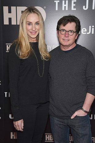 15. Майкъл Джей Фокс и Трейси Полън, женени от 1988 г. насам.