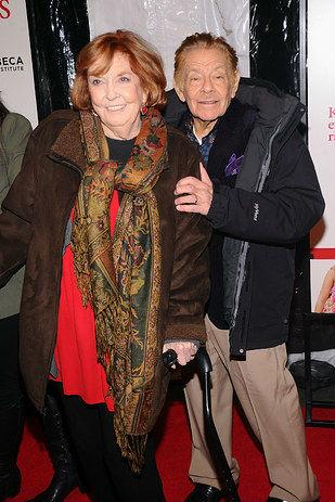 27. Анн Меара и Джери Стилър, женени от 1954 година.