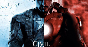 Капитан Америка: Гражданска война
