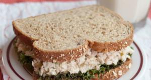 Сандвич с риба