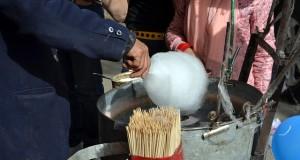 Захарен памук